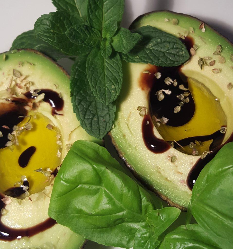 gesunde Fette und Kräuter