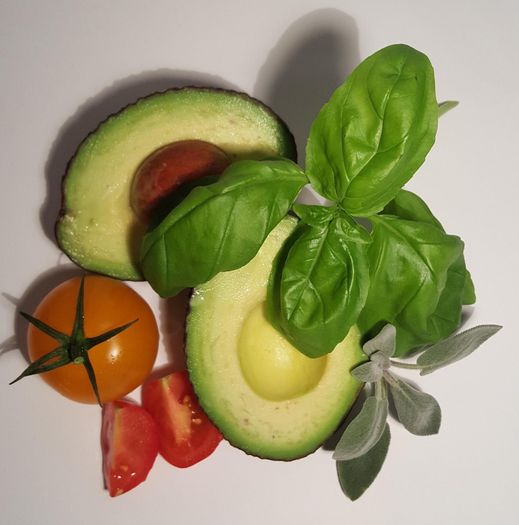 gesunde Fette und Vitamine