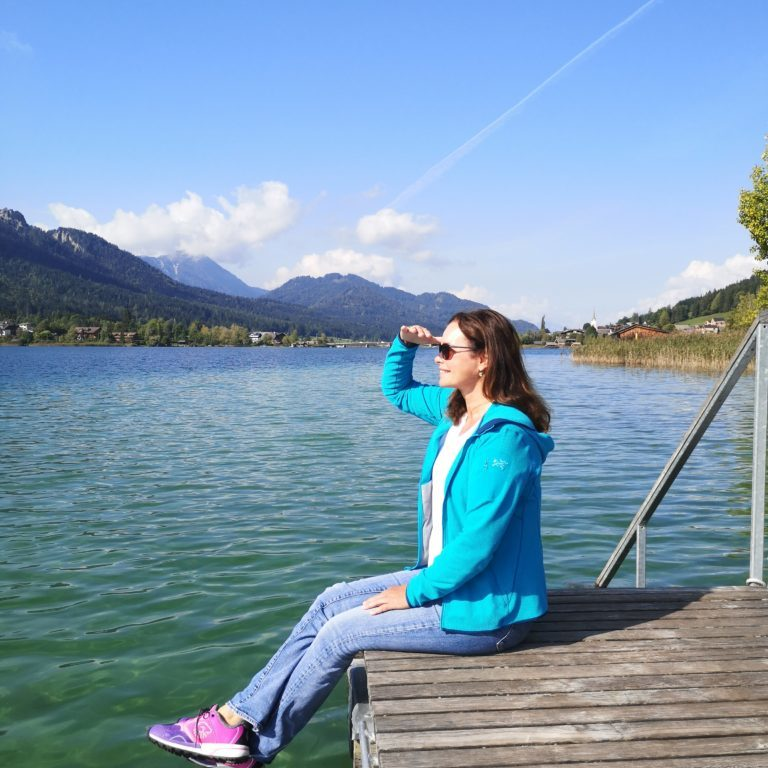 Chrissy am Weissensee